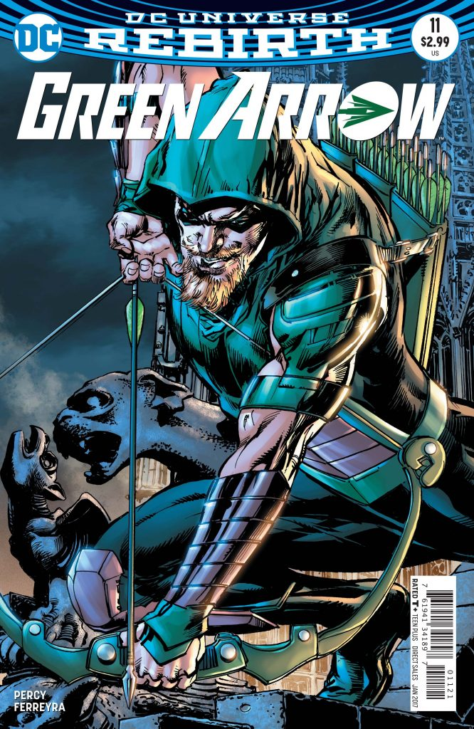exclusive preview  green arrow  11