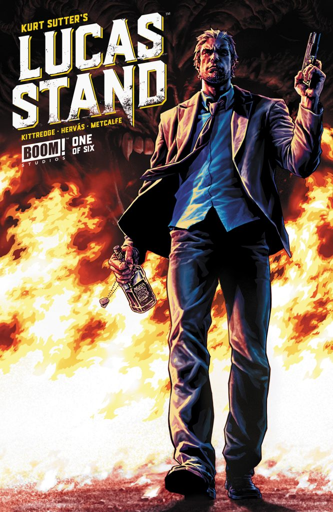 Cover for Lucas Stand #1.