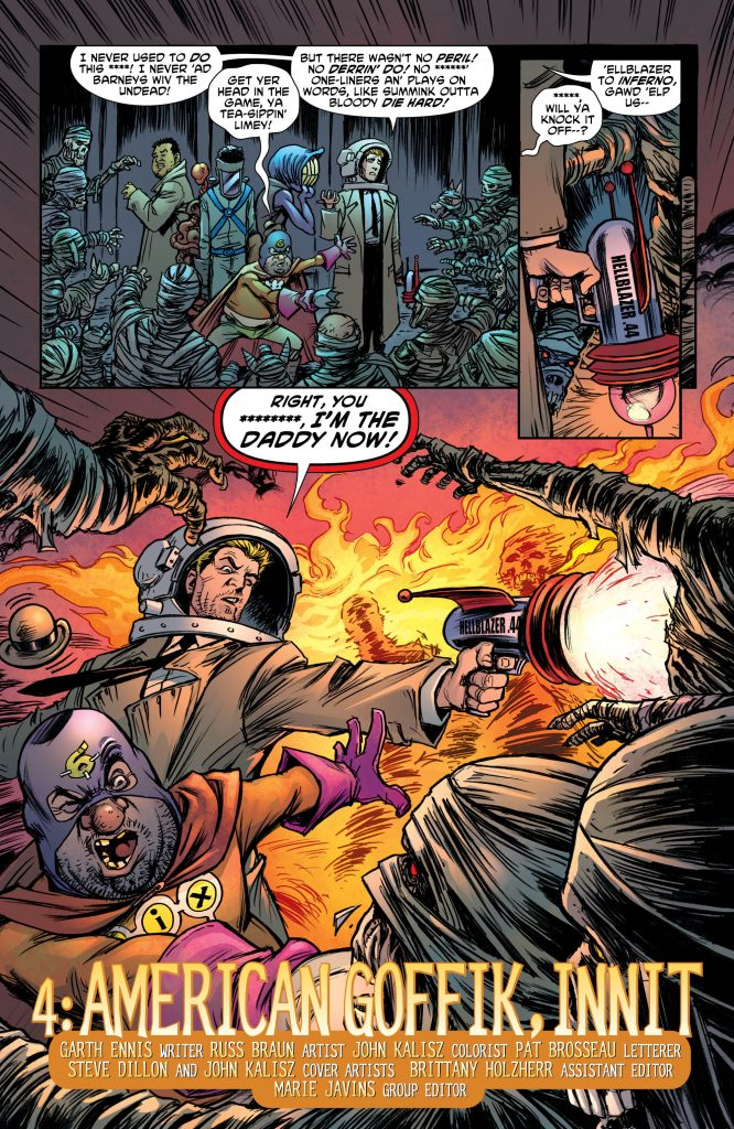 SIXPACK AND DOGWELDER: HARD-TRAVELIN' HEROZ #4 page 1