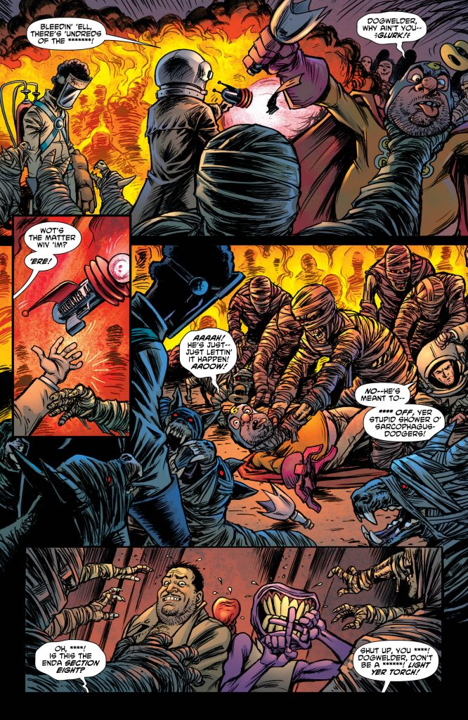SIXPACK AND DOGWELDER: HARD-TRAVELIN' HEROZ #4 page 2