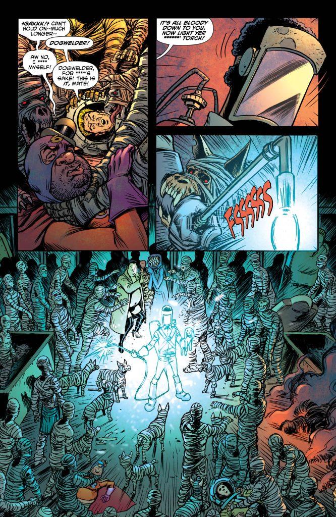 SIXPACK AND DOGWELDER: HARD-TRAVELIN' HEROZ #4 page 3