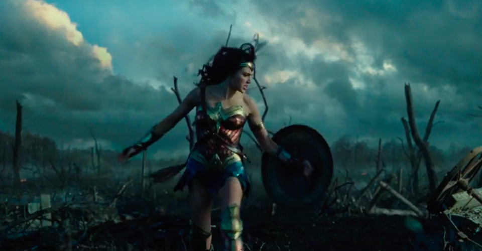 Each New Trailer Gets Us More Jazzed for WONDER WOMAN