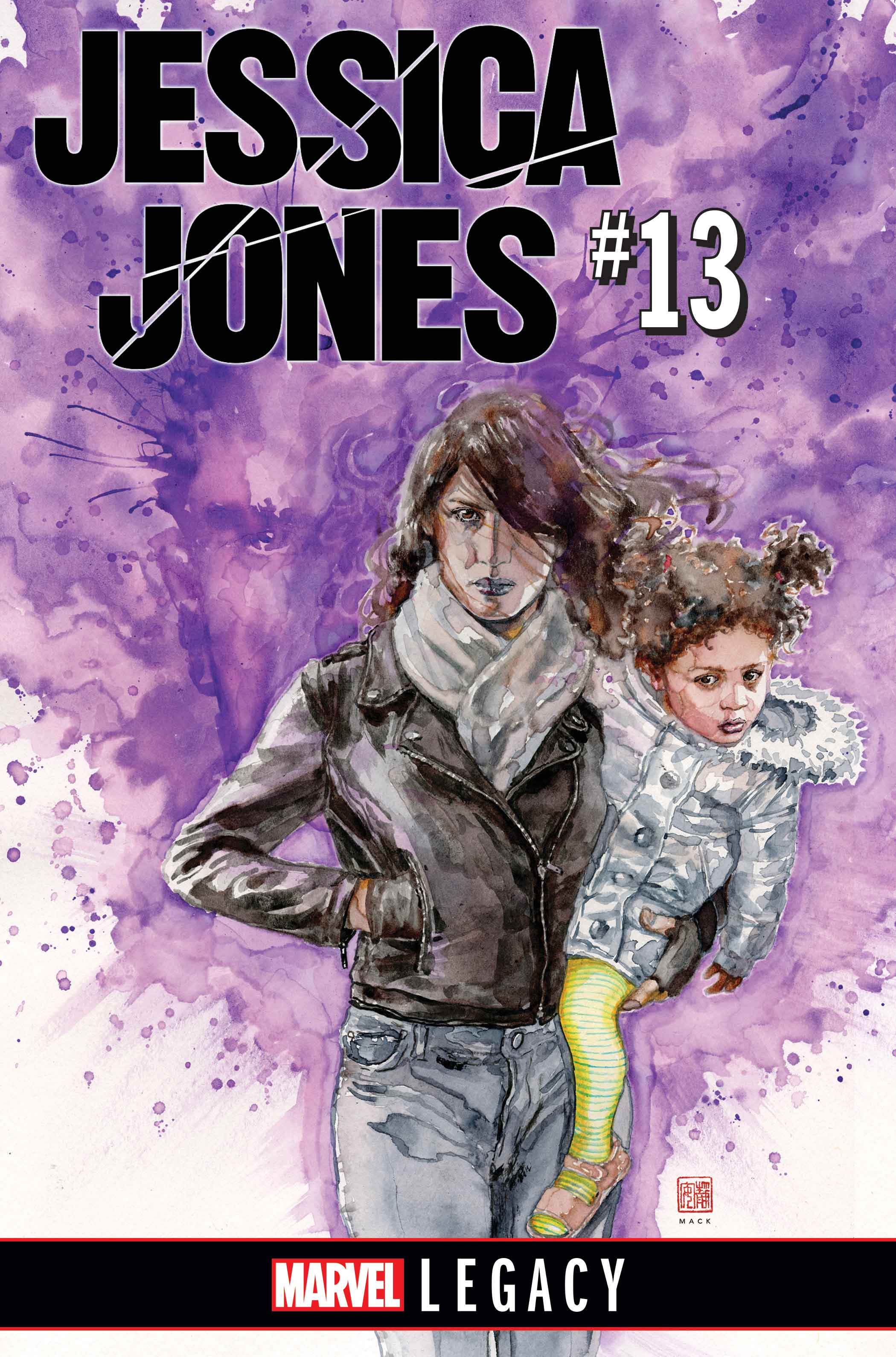 Jessica Jones #13 Legacy: Return of the Purple Man ile ilgili görsel sonucu