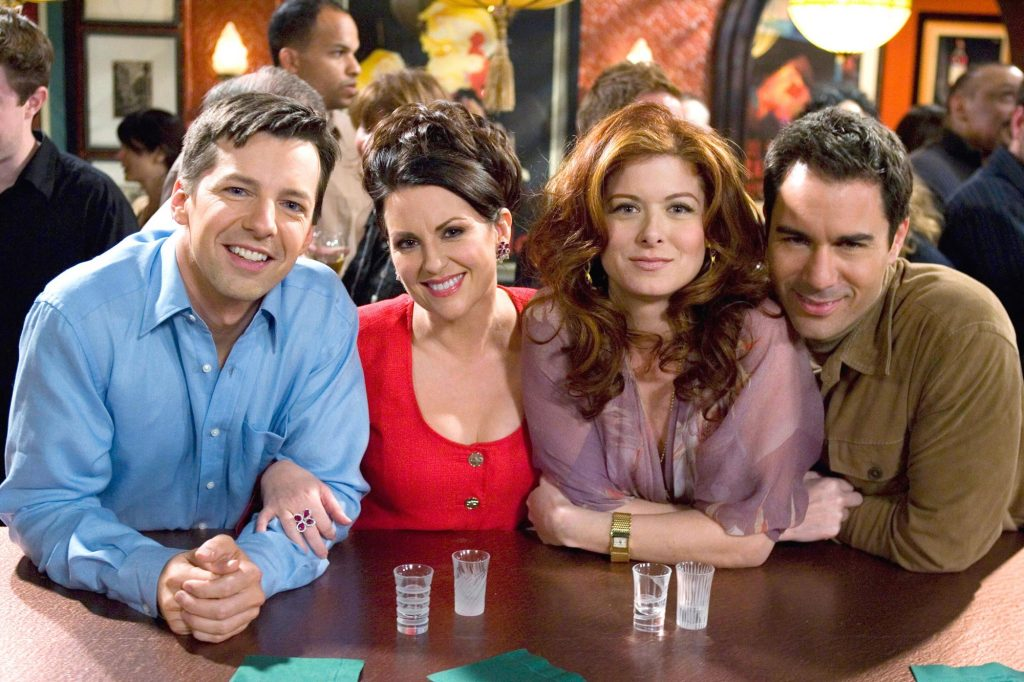 (Not) Just Jack! Will & Grace & the Whole Gang to Stream on Hulu - Freaksugar