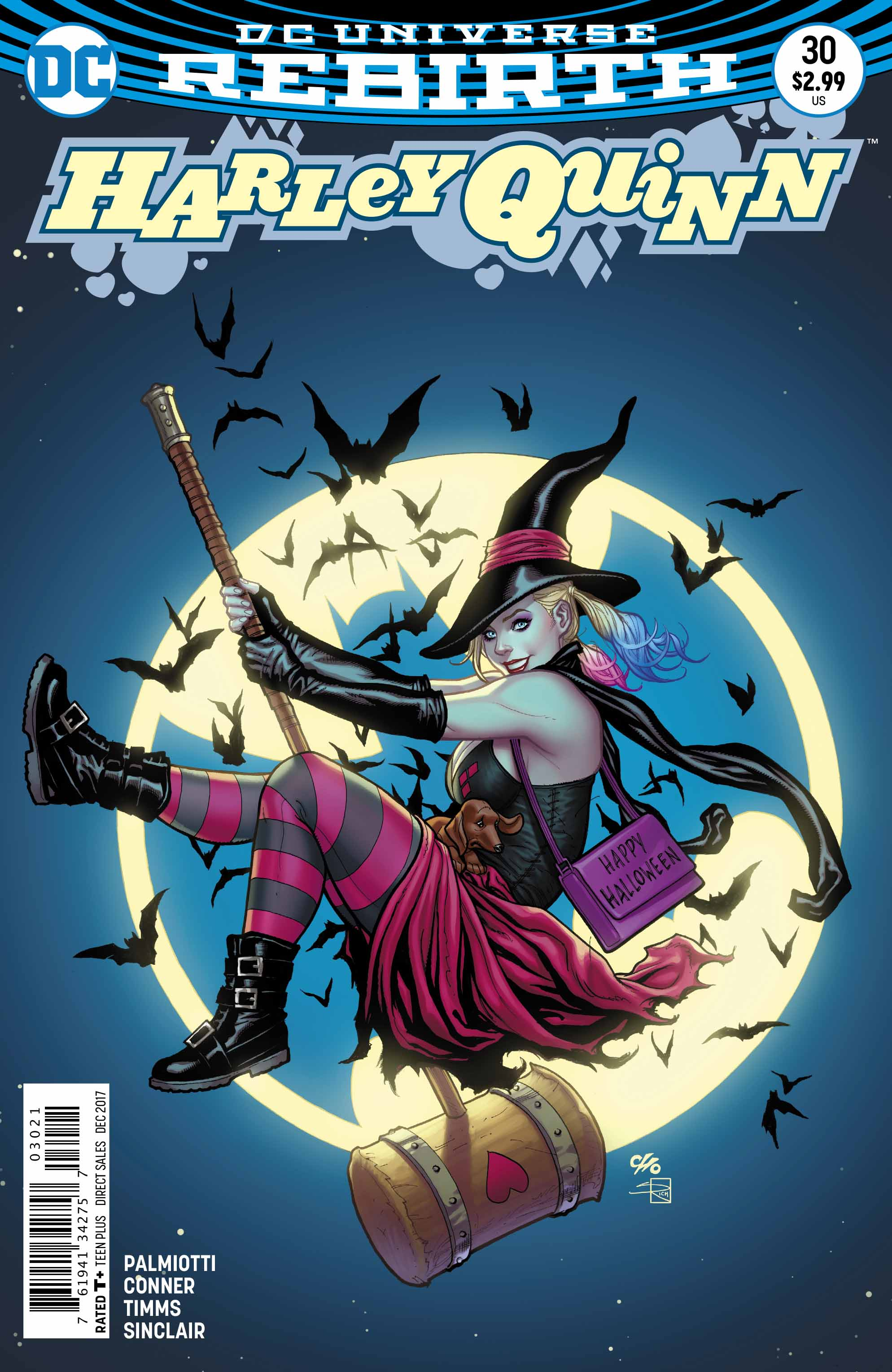 exclusive preview  harley quinn  30