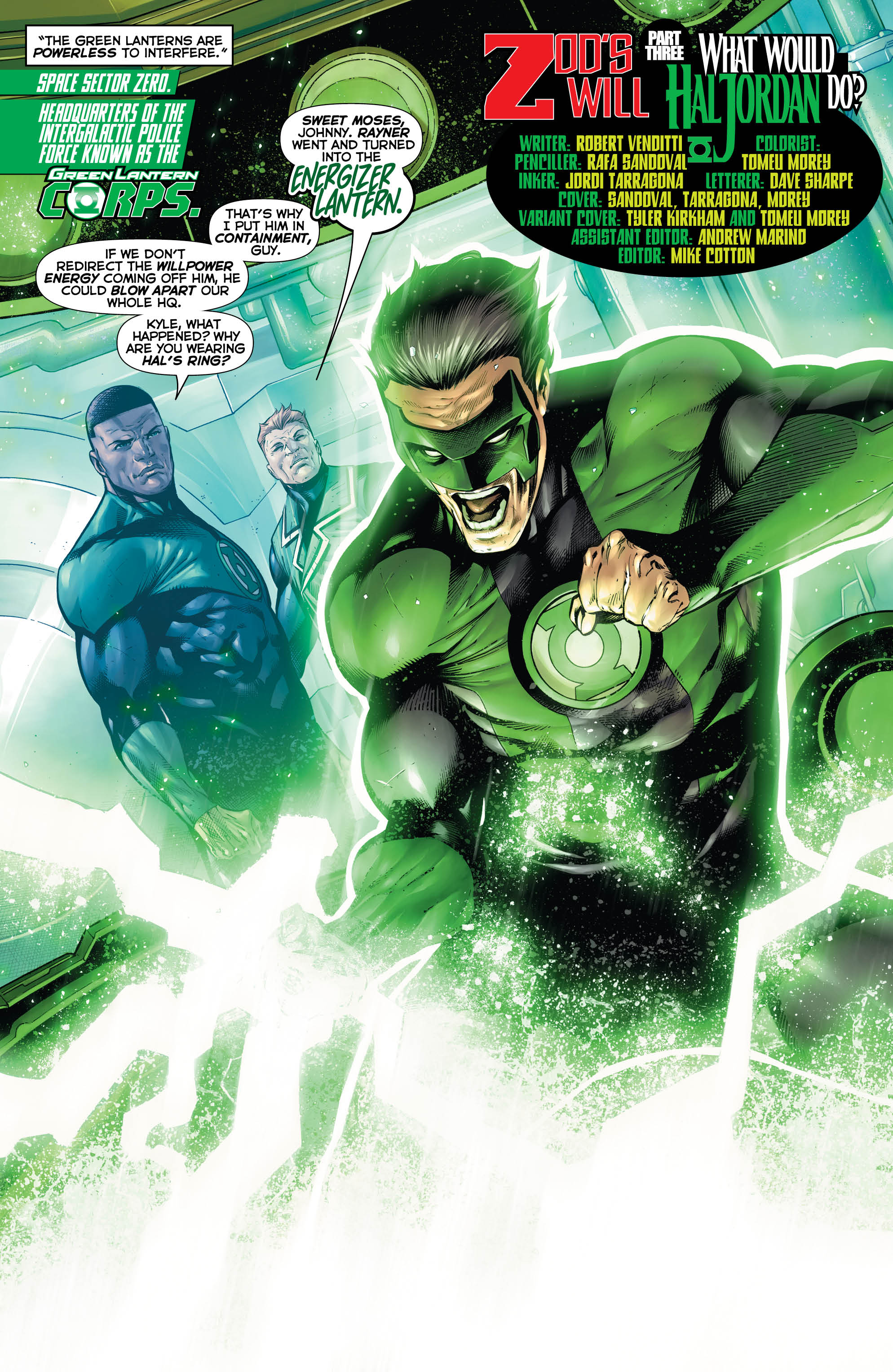 92e579f7cb4c3f Exclusive Preview  HAL JORDAN AND THE GREEN LANTERN CORPS  39 ...