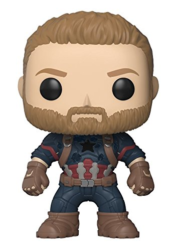 Bring Home Your Own Funko Pop Steve Rogers Infinity War