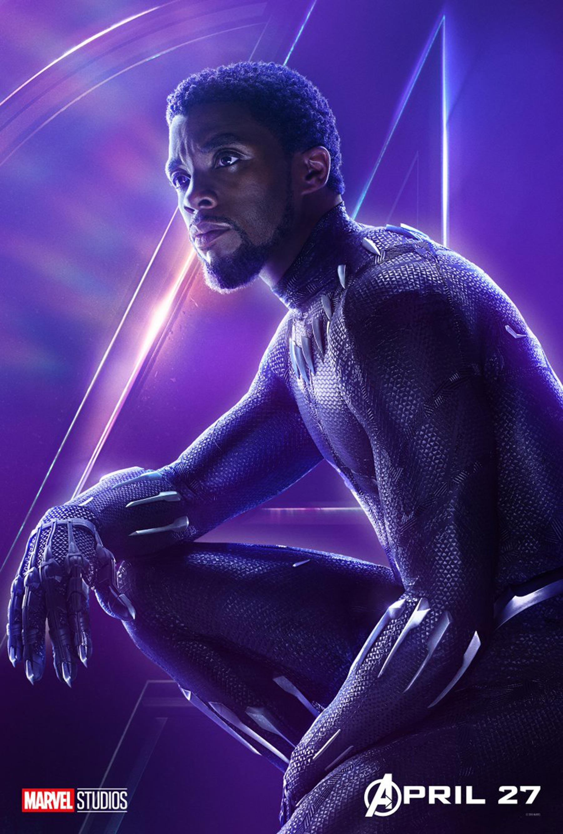 Marvel Drops 21 New Avengers Infinity War Character Posters