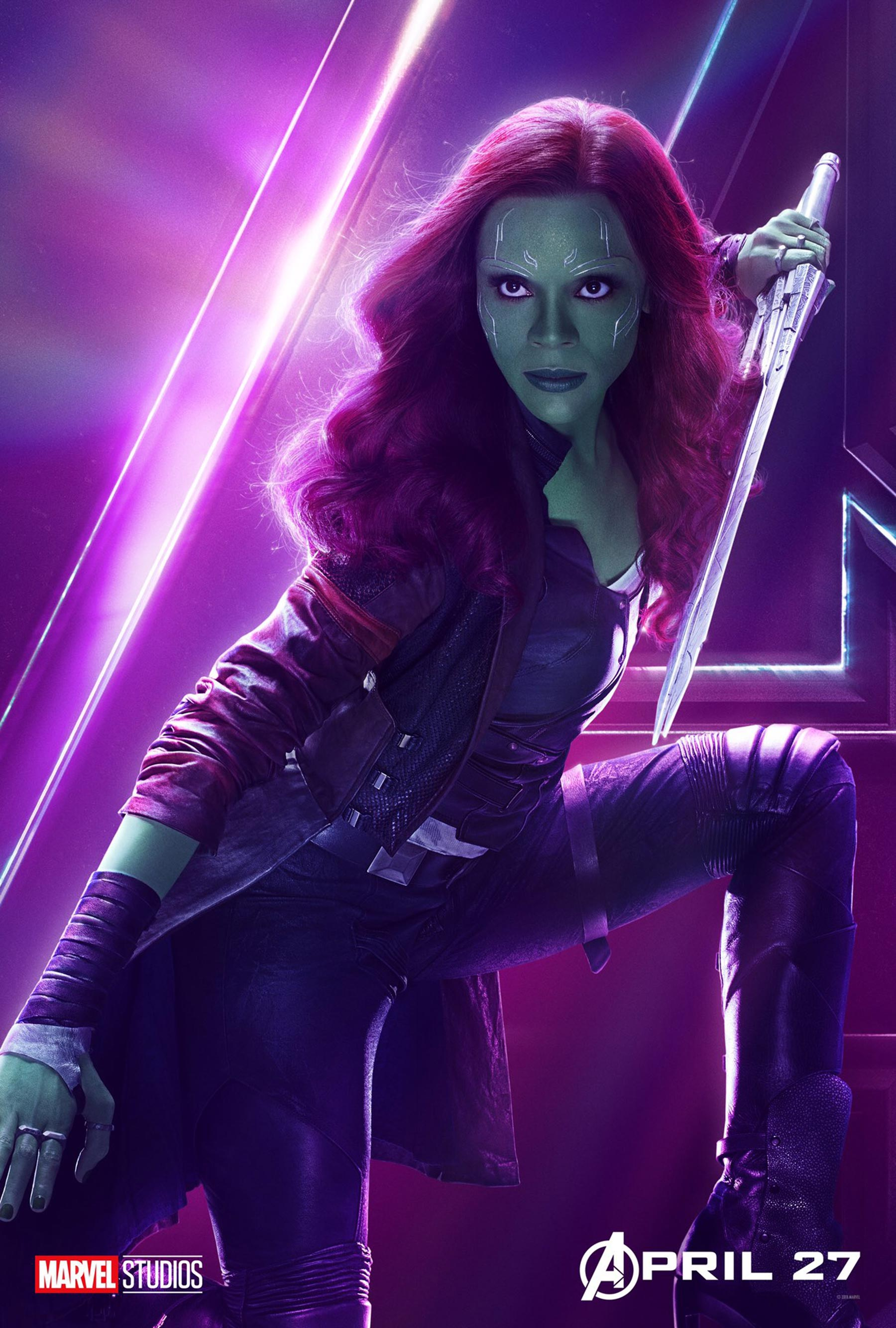 Marvel Drops 21 New AVENGERS INFINITY WAR Character