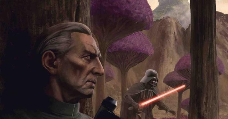 STAR WARS: DARTH VADER #18 Sheds Light on the Vader/Tarkin Relationship