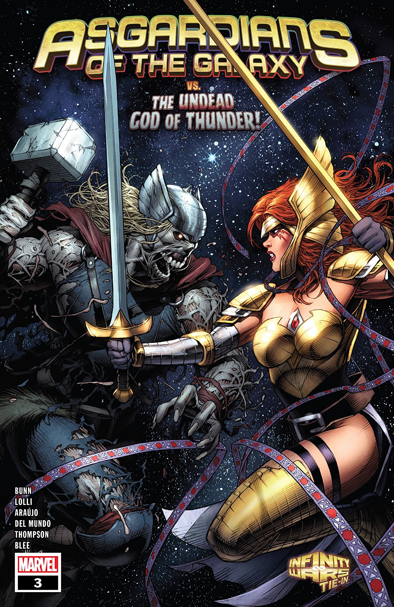 Exclusive Preview: ASGARDIANS OF THE GALAXY #3