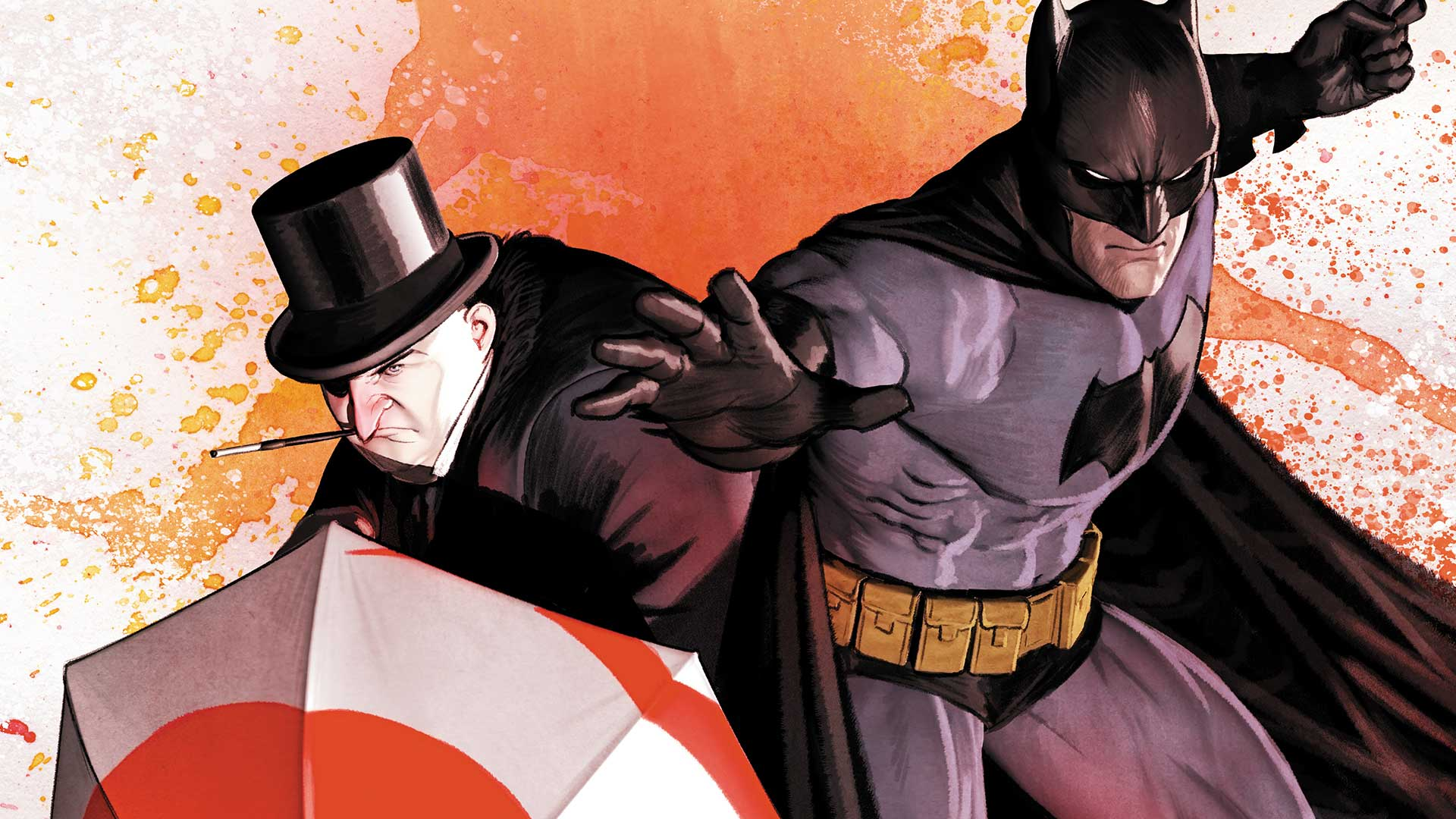 The Caped Crusader Isn't Getting Answers in This Game-Changing BATMAN #60