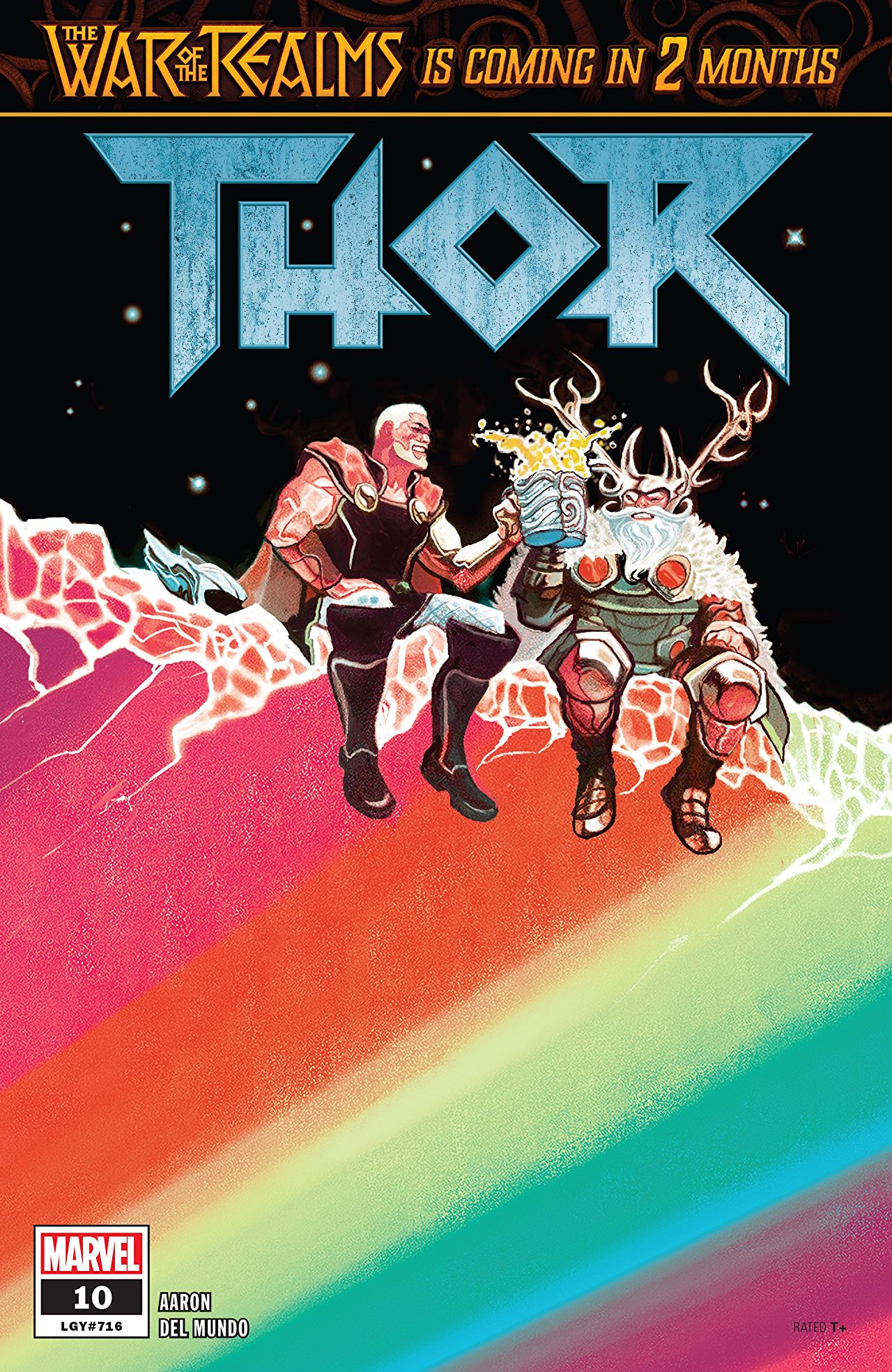 Bite-Sized Review: THOR #10