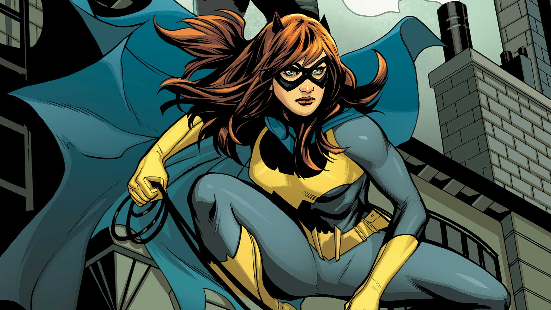 exclusive preview  batgirl  32