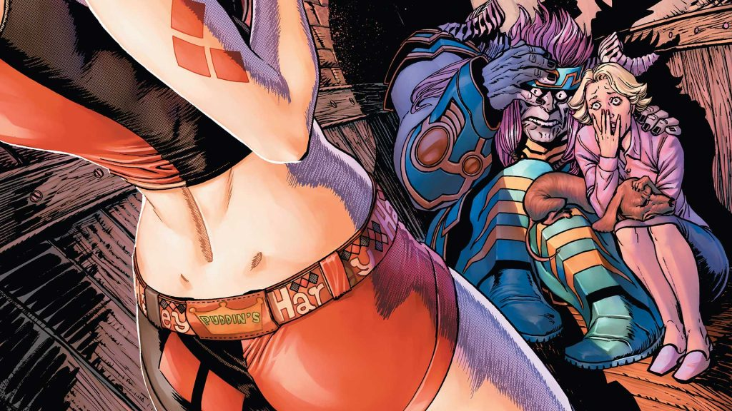 Exclusive Preview: HARLEY QUINN #59