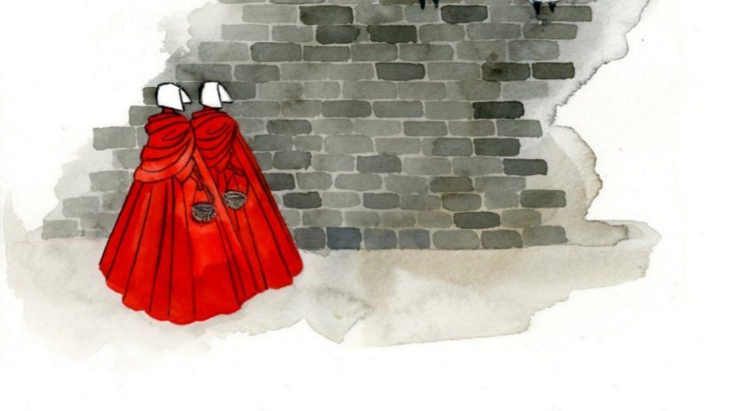 Renée Nault on Illustrating THE HANDMAID'S TALE