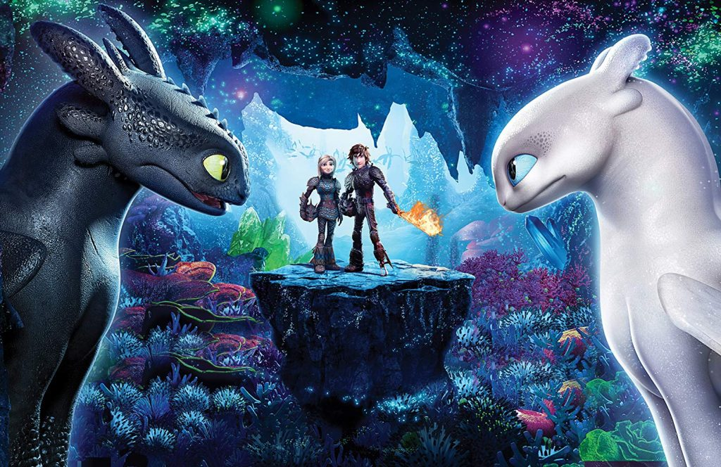 We're Giving Away HOW TO TRAIN YOUR DRAGON: THE HIDDEN WORLD on Blu-ray!