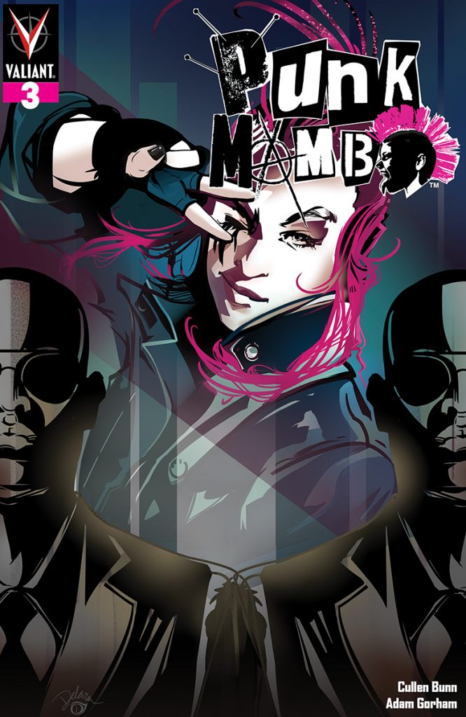 Exclusive Preview: PUNK MAMBO #3