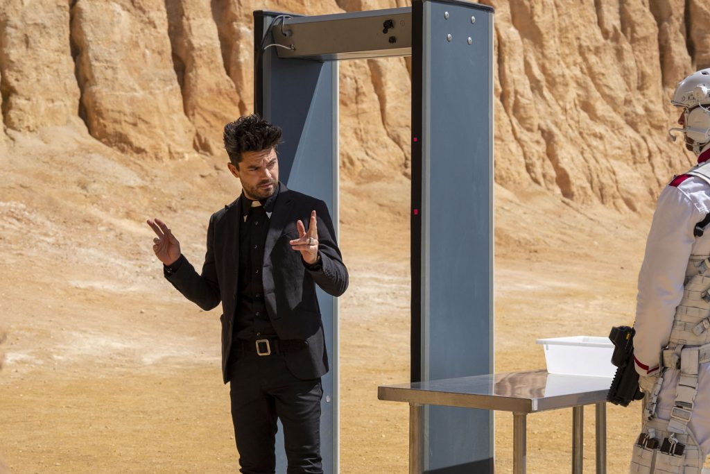 New PREACHER Season 4 Photos Tease the Characters' Fates
