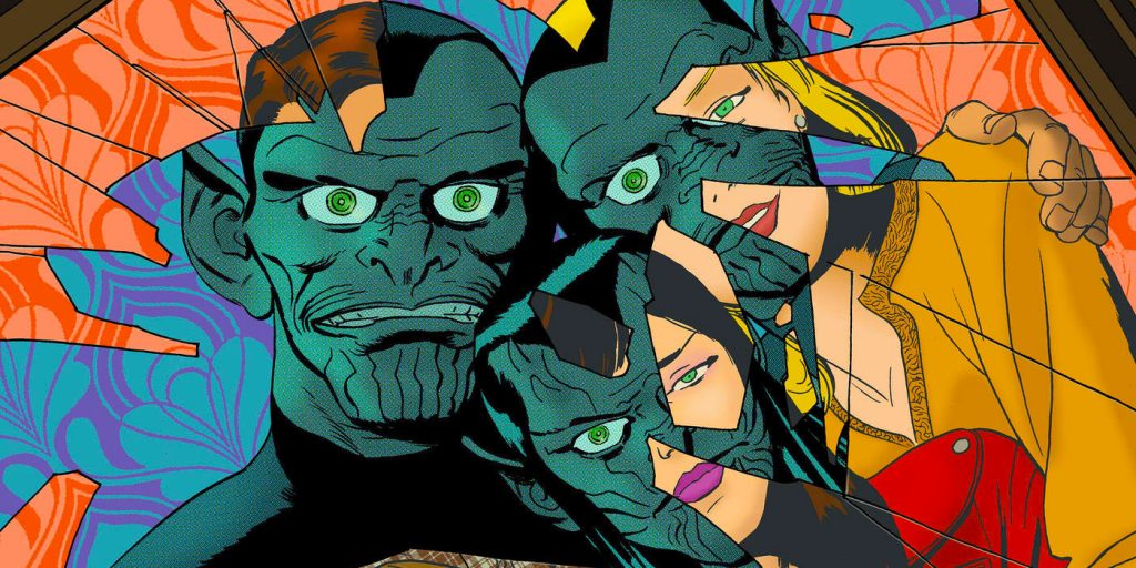 Robbie Thompson on Espionage & Family in MEET THE SKRULLS