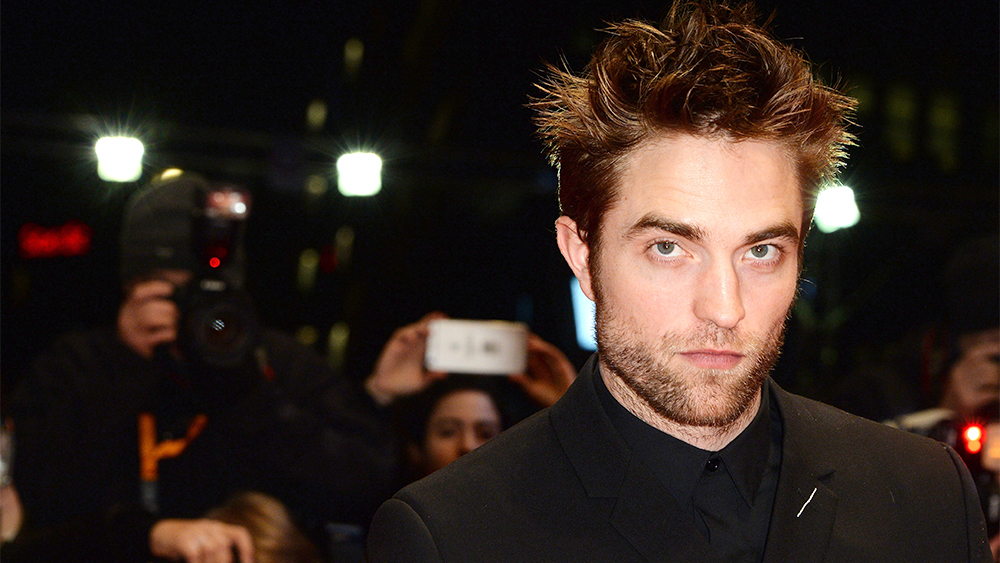 Robert Pattinson Is Probably Your New Batman