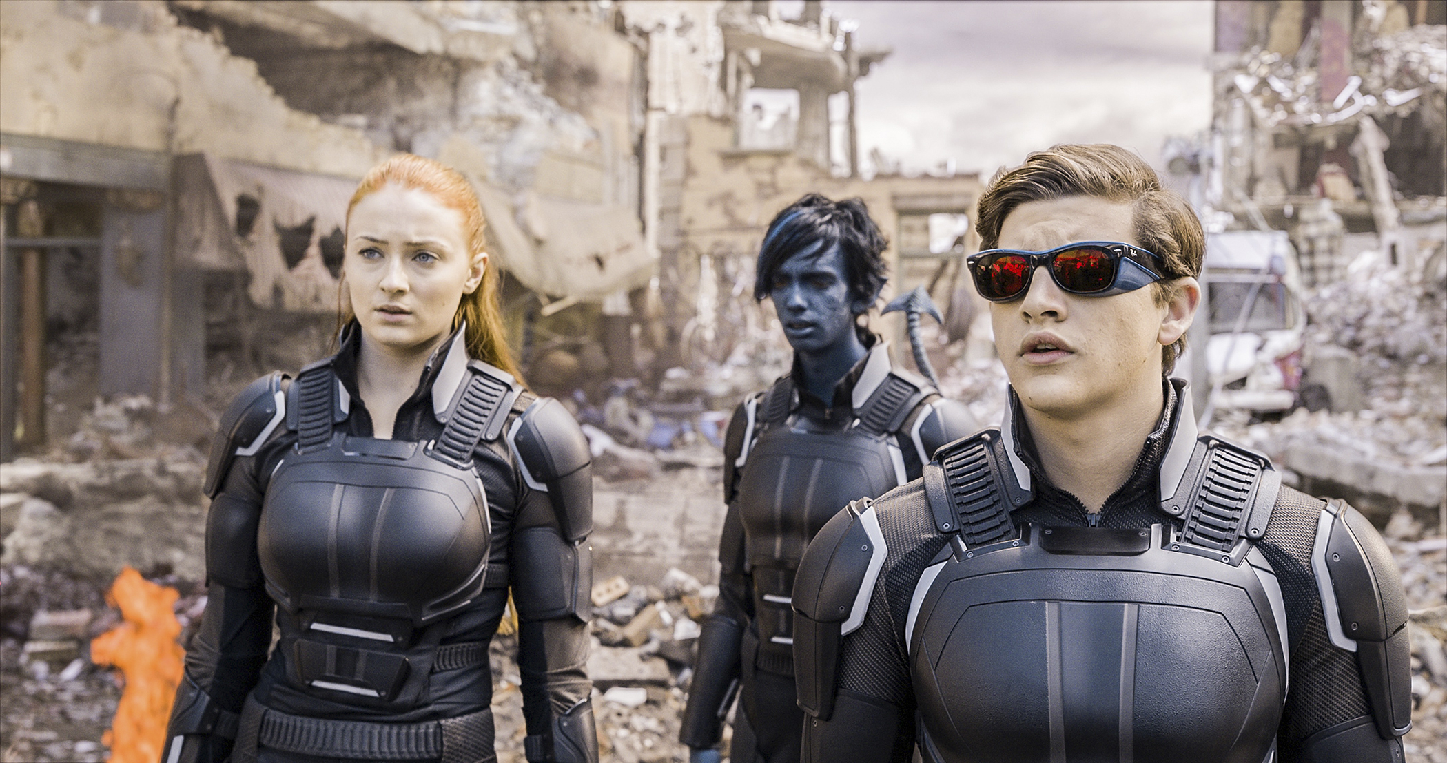 We're Giving Away a Copy of X-MEN: APOCALYPSE!