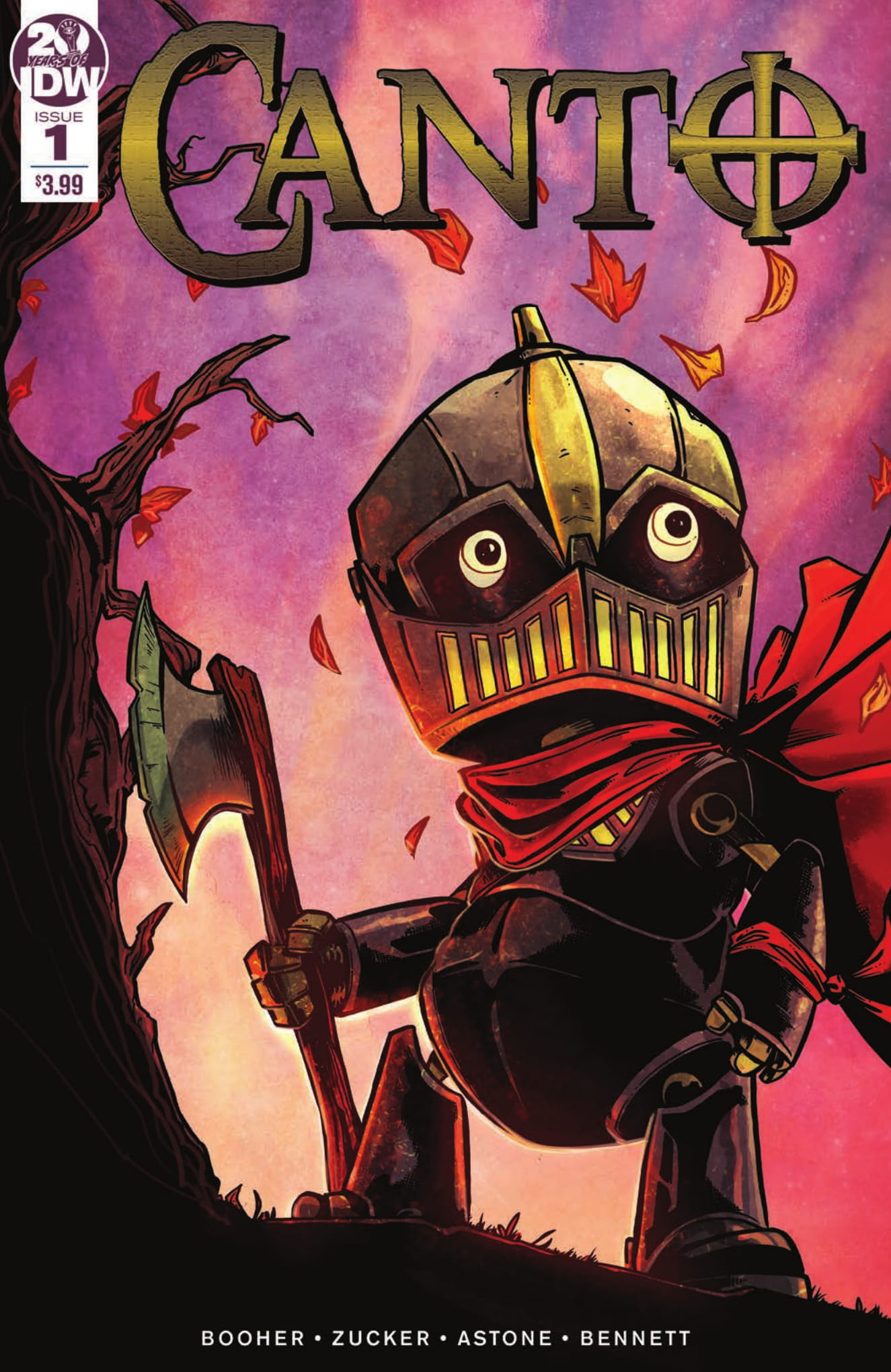 The Creators of CANTO on Heart & Hope in Their New Fantasy Series