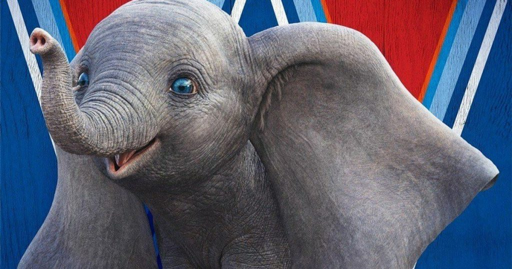 Enter to Win a Copy of DUMBO on Blu-ray!