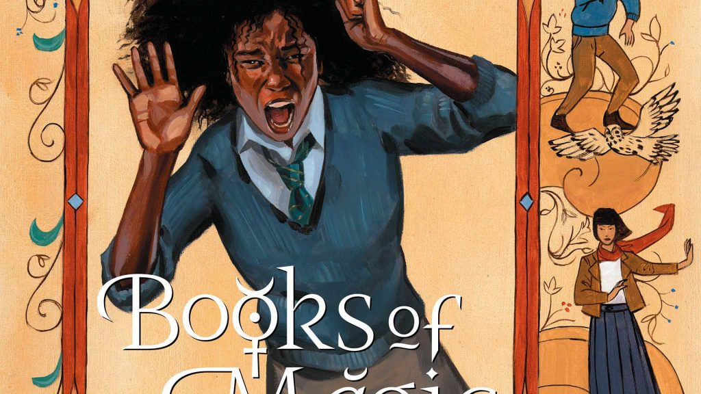 Exclusive Preview: BOOKS OF MAGIC #9