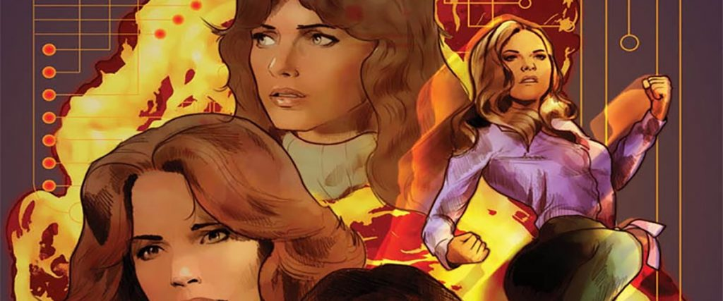 Cameron DeOrdio & Soo Lee Bring CHARLIE'S ANGELS & THE BIONIC WOMAN Together in a New Crossover