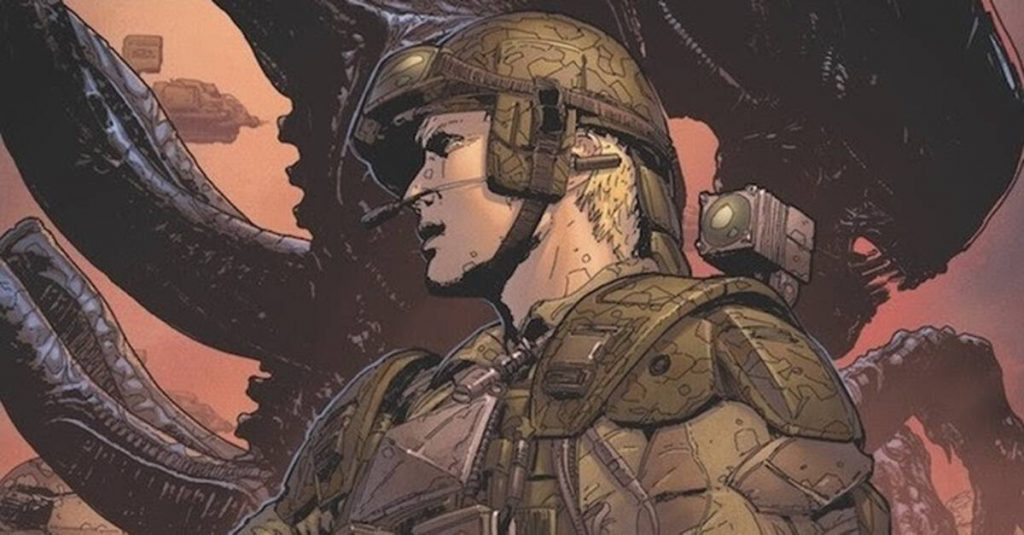 Brian Wood & Werther Dell'Edera Discuss ALIENS COLONIAL MARINES: RISING THREAT