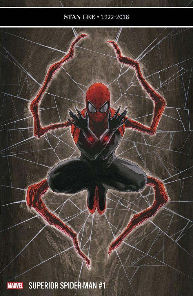 Christos Gage on Otto Octavius' Journey in SUPERIOR SPIDER-MAN
