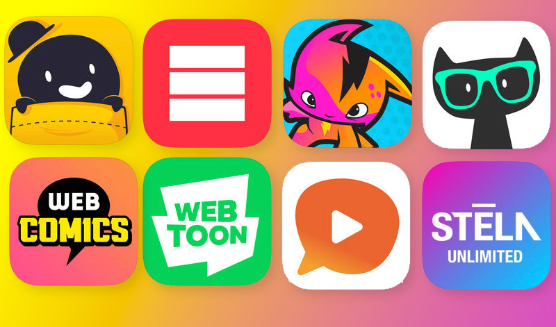 10 Amazing Webtoon Apps to Check Out! - Freaksugar