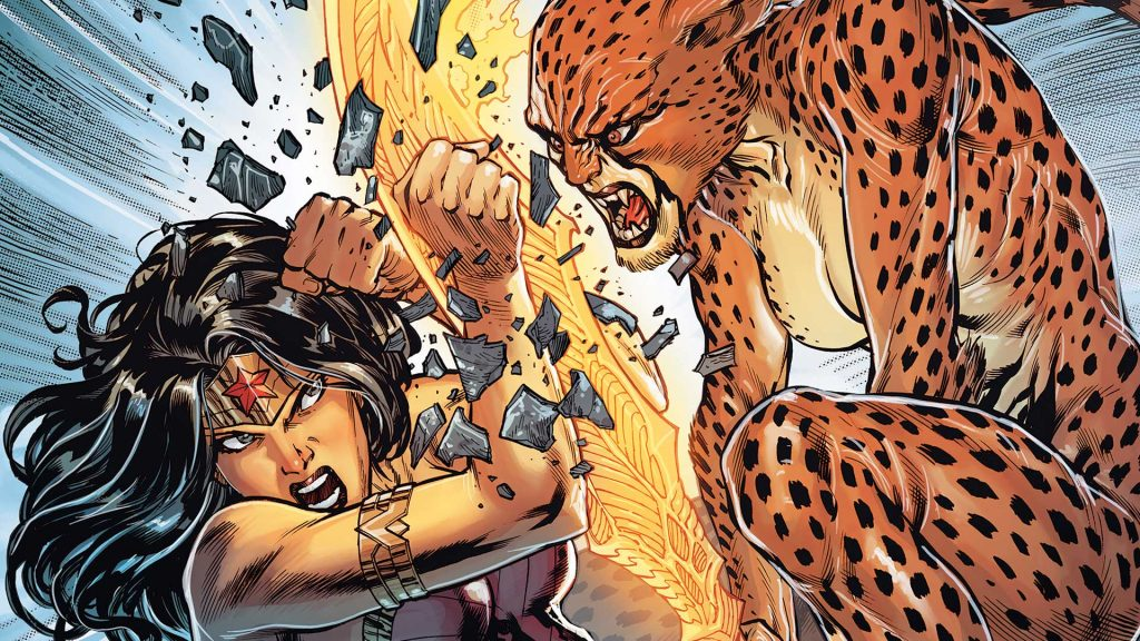 Exclusive Preview: WONDER WOMAN #77