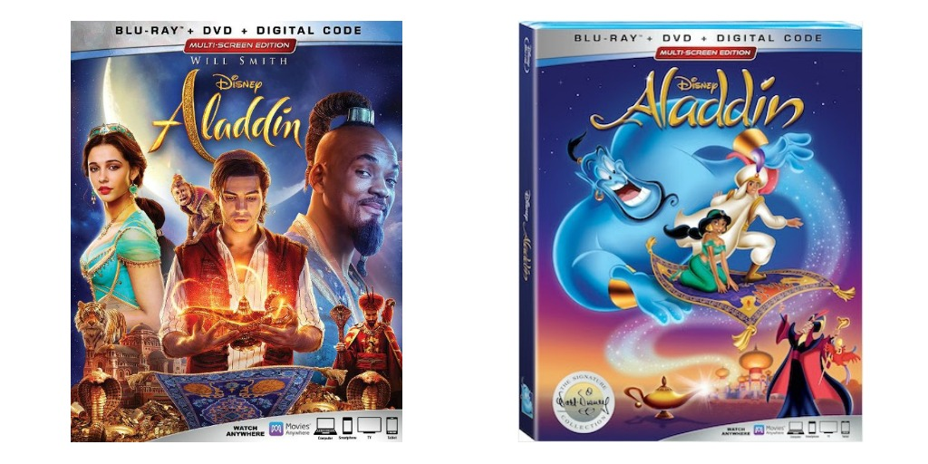 Enter This Magical Aladdin Blu Ray Giveaway Freaksugar