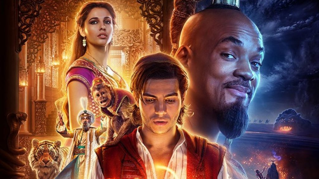 Enter This Magical ALADDIN Blu-ray Giveaway!