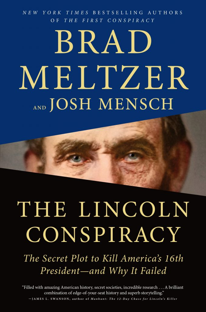 Read the First Chapter of Brad Meltzer's THE LINCOLN CONSPIRACY - Freaksugar