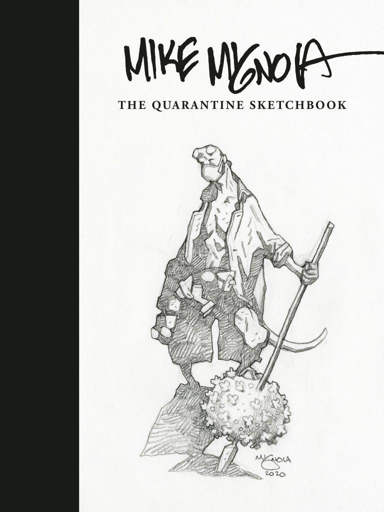 Mike Mignola & Dark Horse to Produce Sketchbook for Charity - Freaksugar