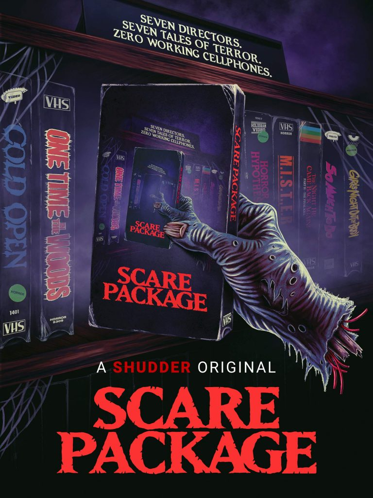 Enter to Win a Copy of SCARE PACKAGE on DVD! - Freaksugar